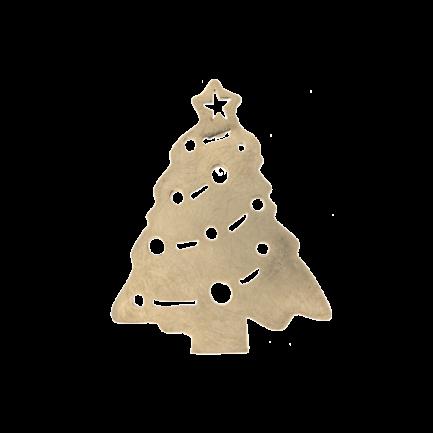 Orecchino Natale Argento € 45,00