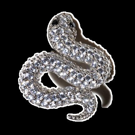 Orecchino Serpente Argento € 49,00