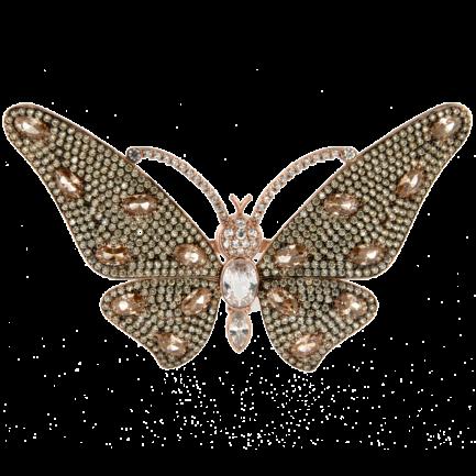 Anello Farfalla Grande Argento € 239,00